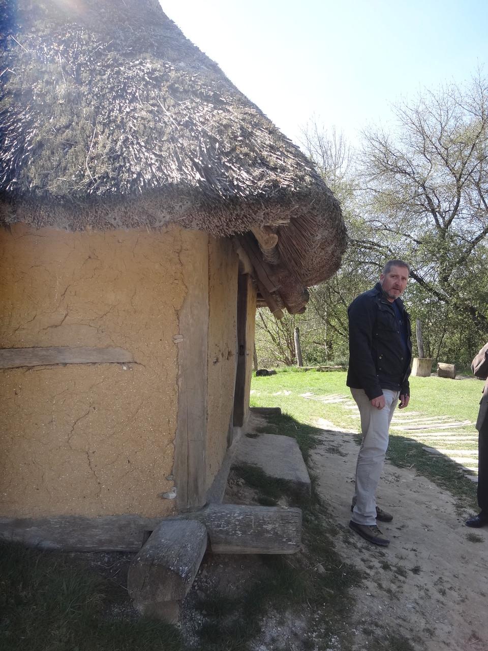 maison de l'âge du bronze