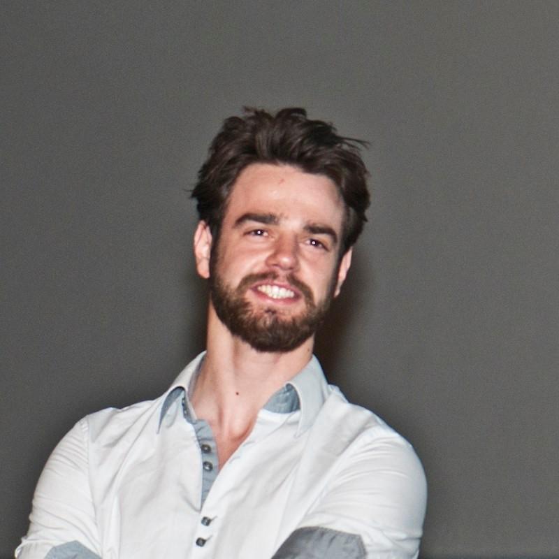 Benjamin Paris, étudiant en Master 1, Faculté d'Histoire, , membre du jury.