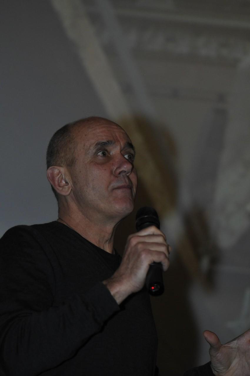 Nicolas Jouvin, réalisateur, présente Angkor entre terre et ciel