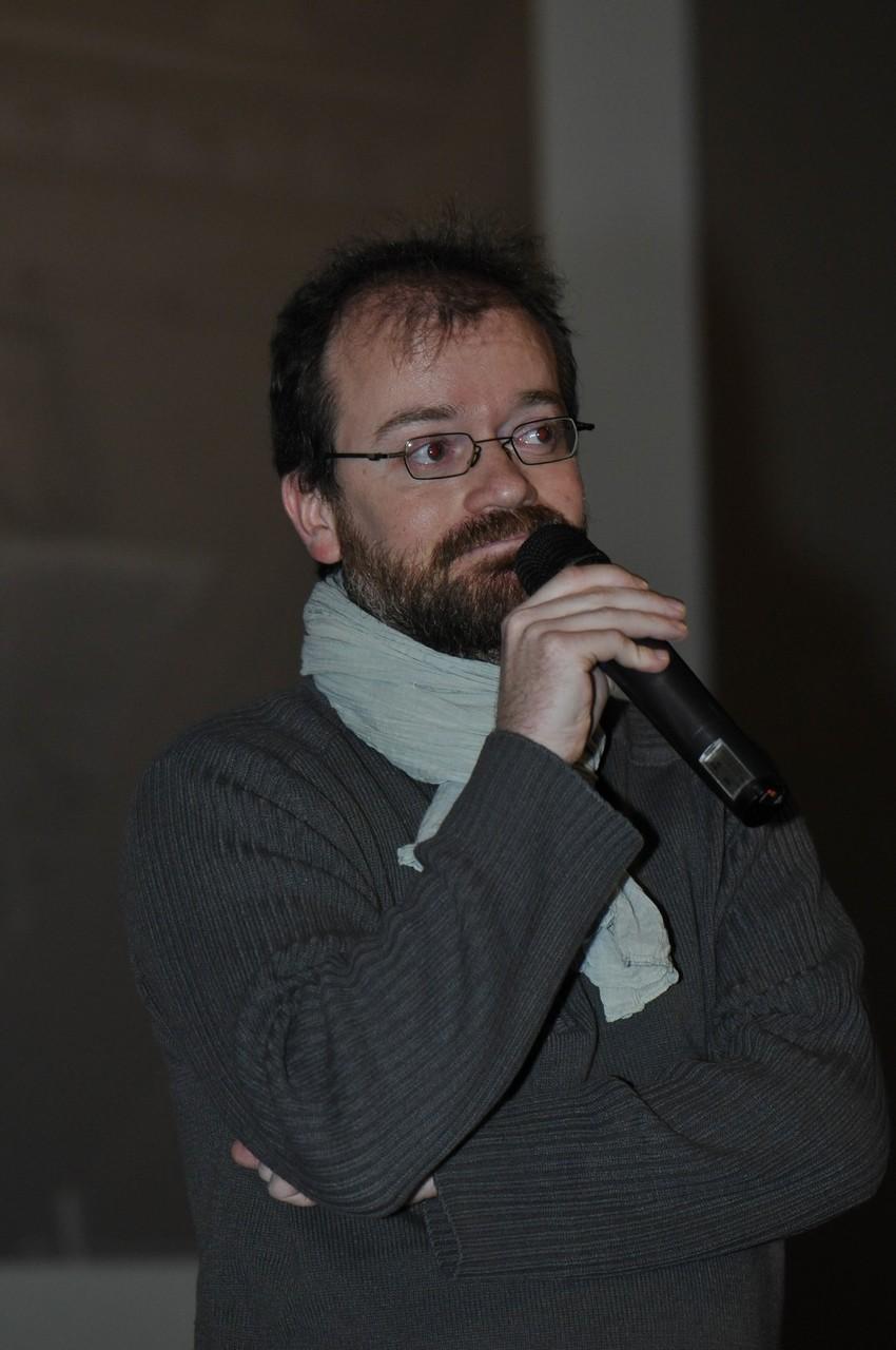David Geoffroy, réalisateur, présente Radiographie des villages gaulois. De la prospection à la fouille