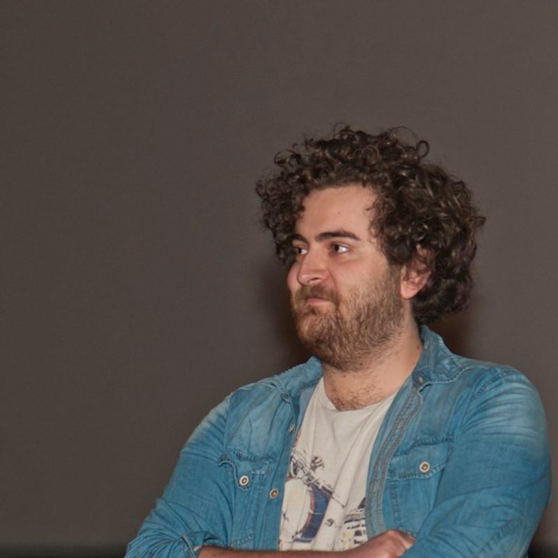 Clément Gaspard, étudiant en Matser 2, Faculté d'Histoire, membre du jury.