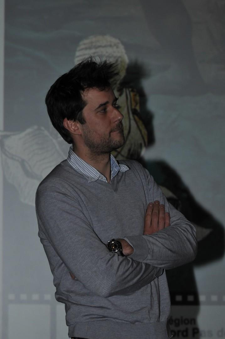 Julien Pfyffer, réalisateur, présente Les mystères d'Orikum