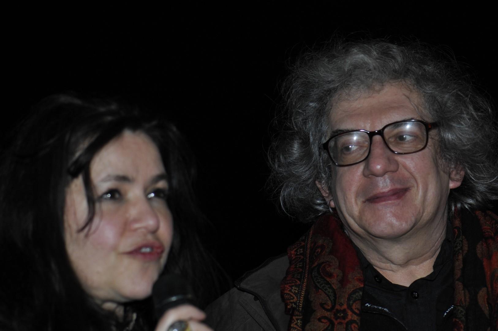 Erika et Bernard Thomas, réalisateurs, présentent Archéologie en amazonie, la mémoire de la terre