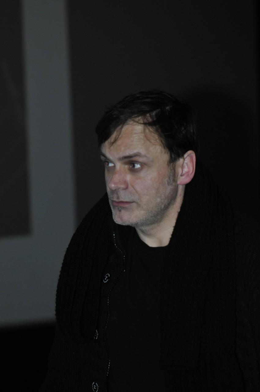Laurent Marmol, réalisateur, présente Louis XIV. l'énigme du fort Saint-Sébastien
