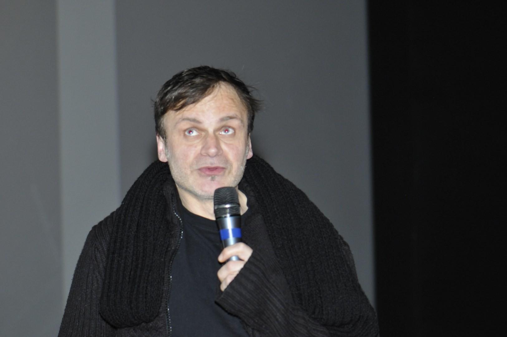 Laurent Marmol, réalisateur, présente Marly le château disparu du roi soleil