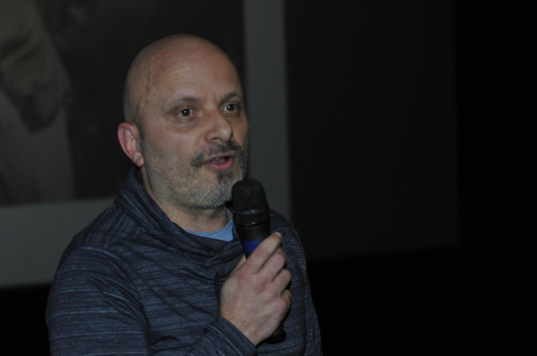 Frédéric Cordier, réalisateur, présente Les secrets engloutis du Titicaca