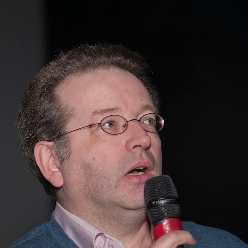 """Pascal Depaepe intervenant dans le documentaire """"Les experts du passé""""."""