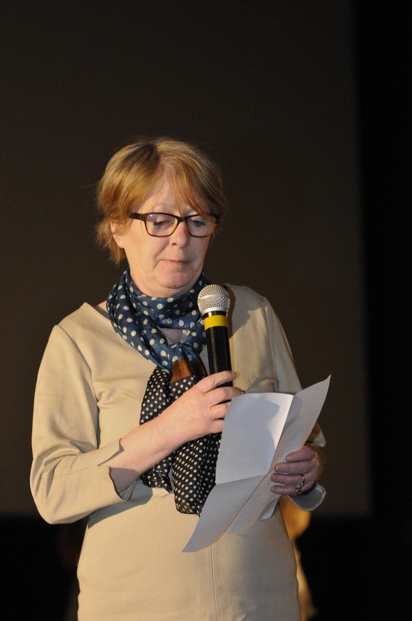 Intervention de Marie-Christiane de la Conté, directrice de la direction régionale des affaires culturelles du Nord-Pas-de-Calais Picardie