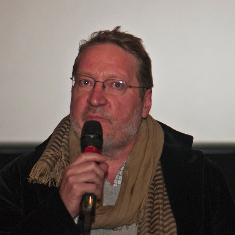 """José Rosales, coréalisateur du documentaire """"les Gaulois au-delà du mythe""""."""