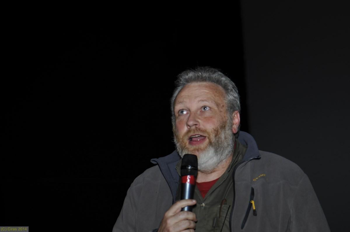 Yves Desfossés, conservateur régional de l'archéologie de Champagne-Ardennes, spécialiste de l'archéologie de la Grande Guerre