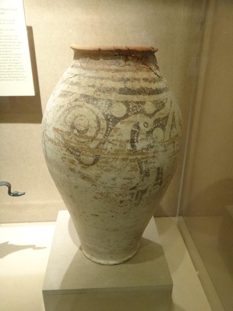 Vase peint (Eterpigny, Somme)