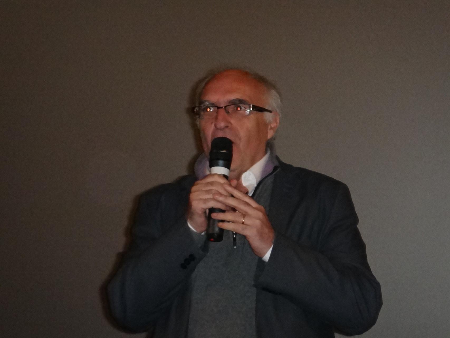 André Pelle, ingénieur de recherche au CNRS.
