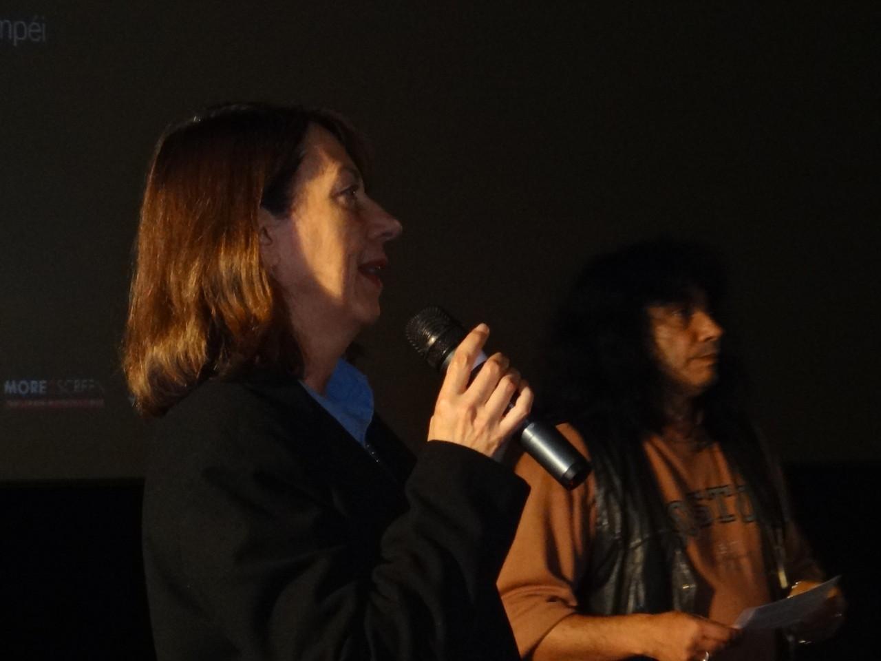 Nicole Phoyu-Yedid Directrice de la Drac de Picardie