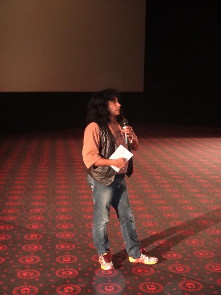 Tahar Benredjeb Directeur du Festival du film d'Archéologie d'Amiens