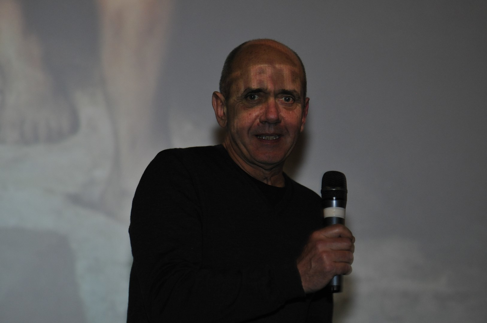 Nicolas Jouvin, réalisateur, présente Aux sources d'Angkor