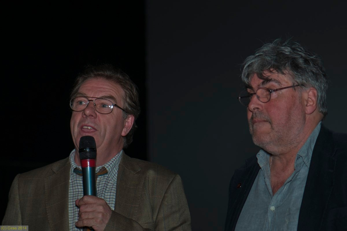 Peter barton et Mike Fox