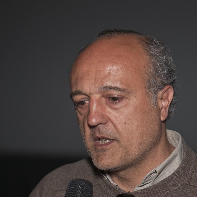 """Stéphane Kowalczyk, réalisateur de """"L'Archéologiaire de Jean Vaquer""""."""