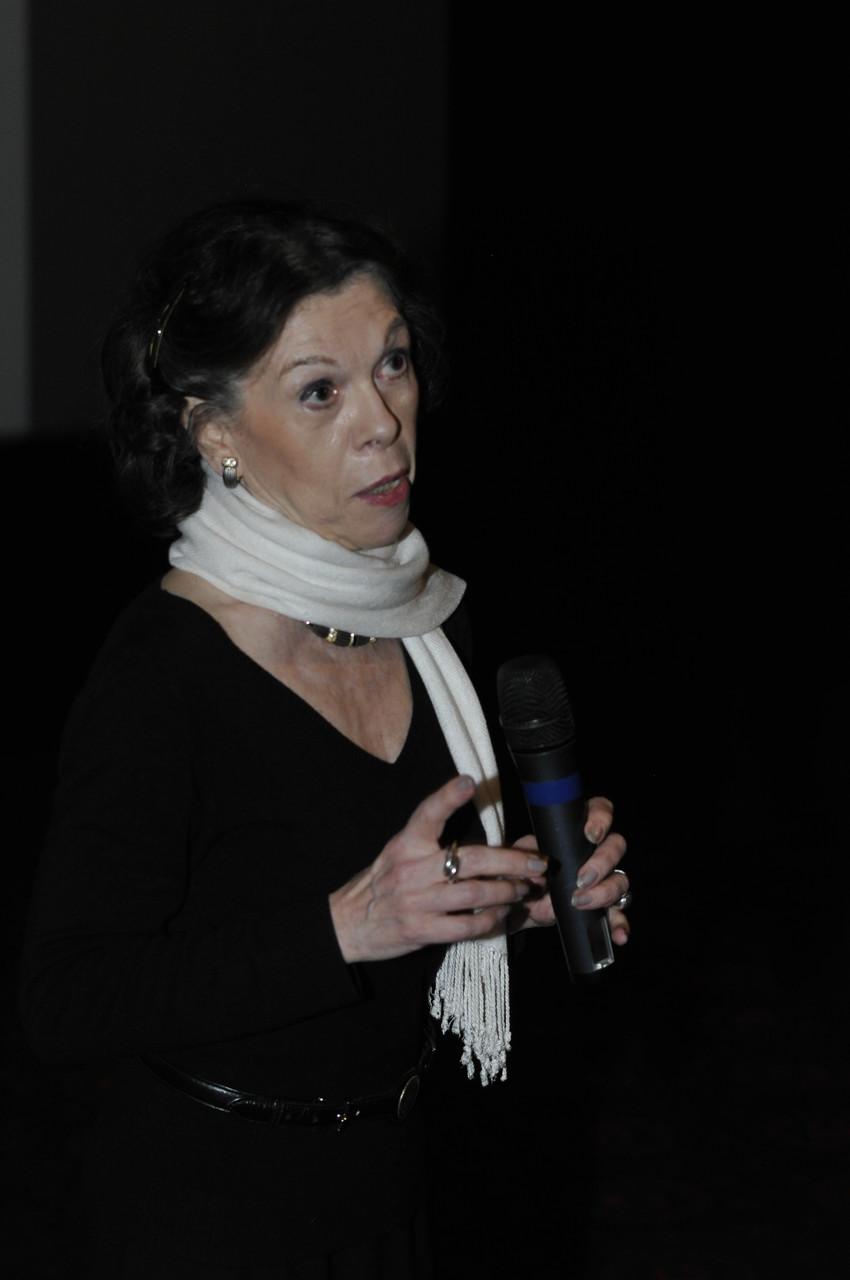 Michèle Therrien, spécialiste des Inuit à l'Institut national des langues orientales (INALCO), répond aux questions du public sur Une épave de l'expédition Franklin retrouvée dans l'Arctique