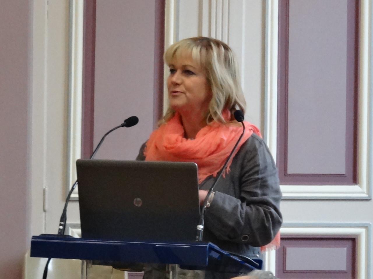 le mot de la fin par Valérie Kumm, maire de Péronne