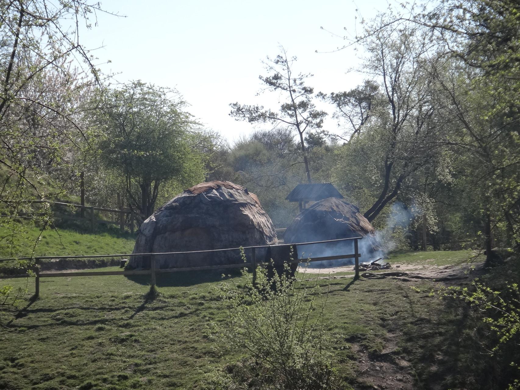 Habitat paléolithique