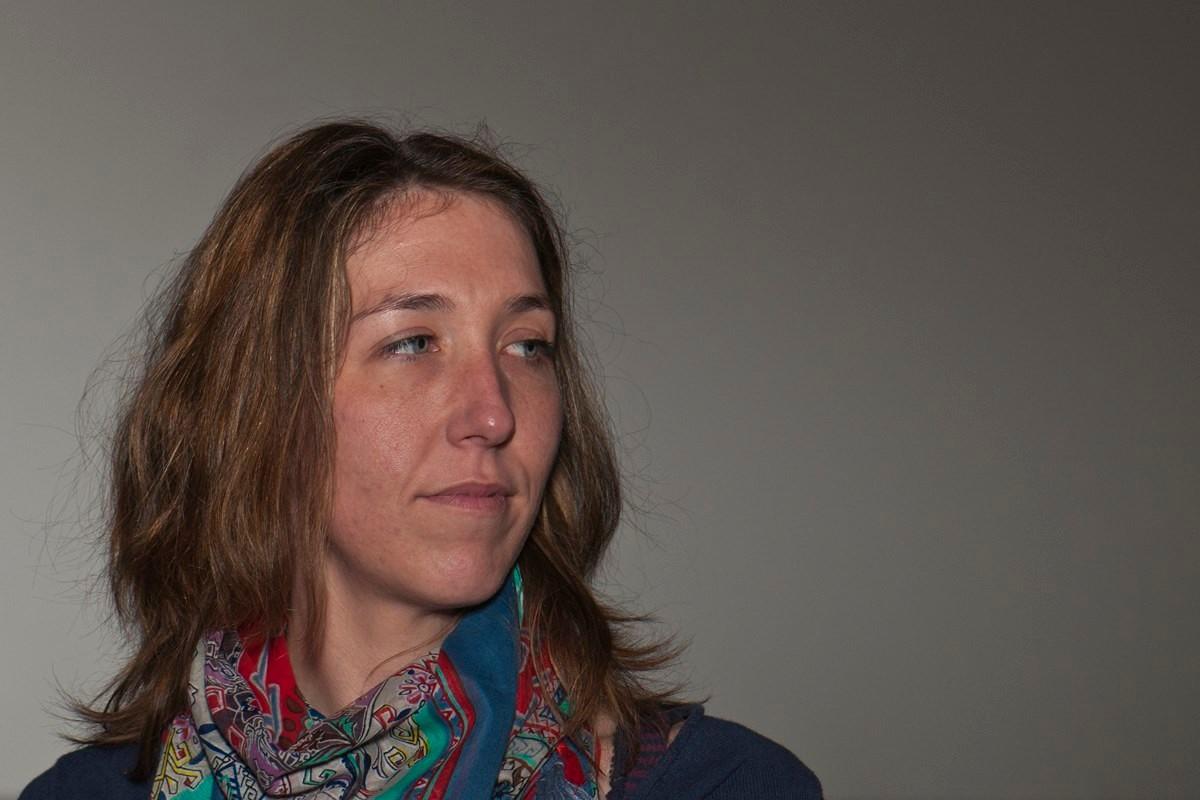 """Isabelle caillot, responsable des fouilles du """"carreau du temple"""" à Paris"""