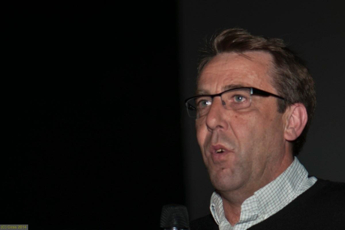 Gilles Prilaux, archéologue Inrap