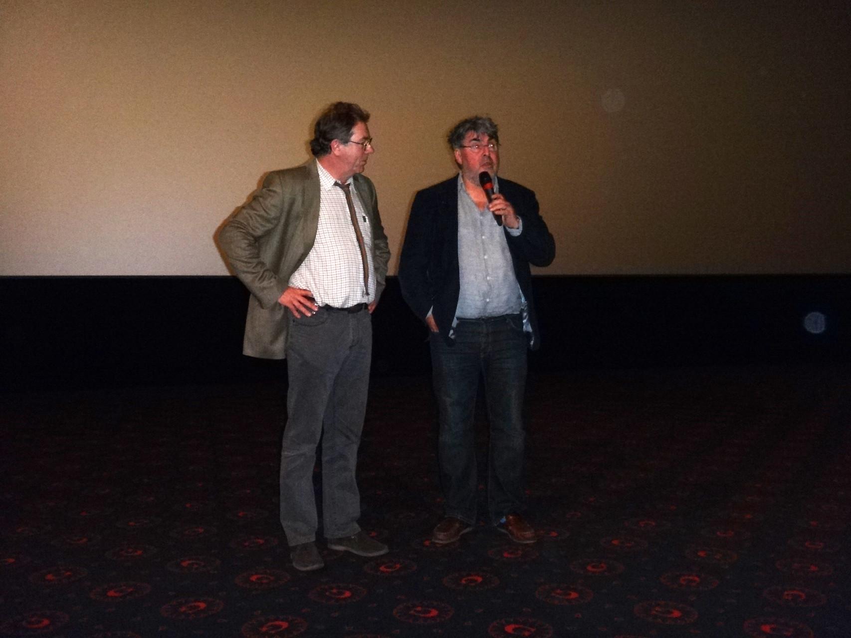 Peter Barton et Mike Fox
