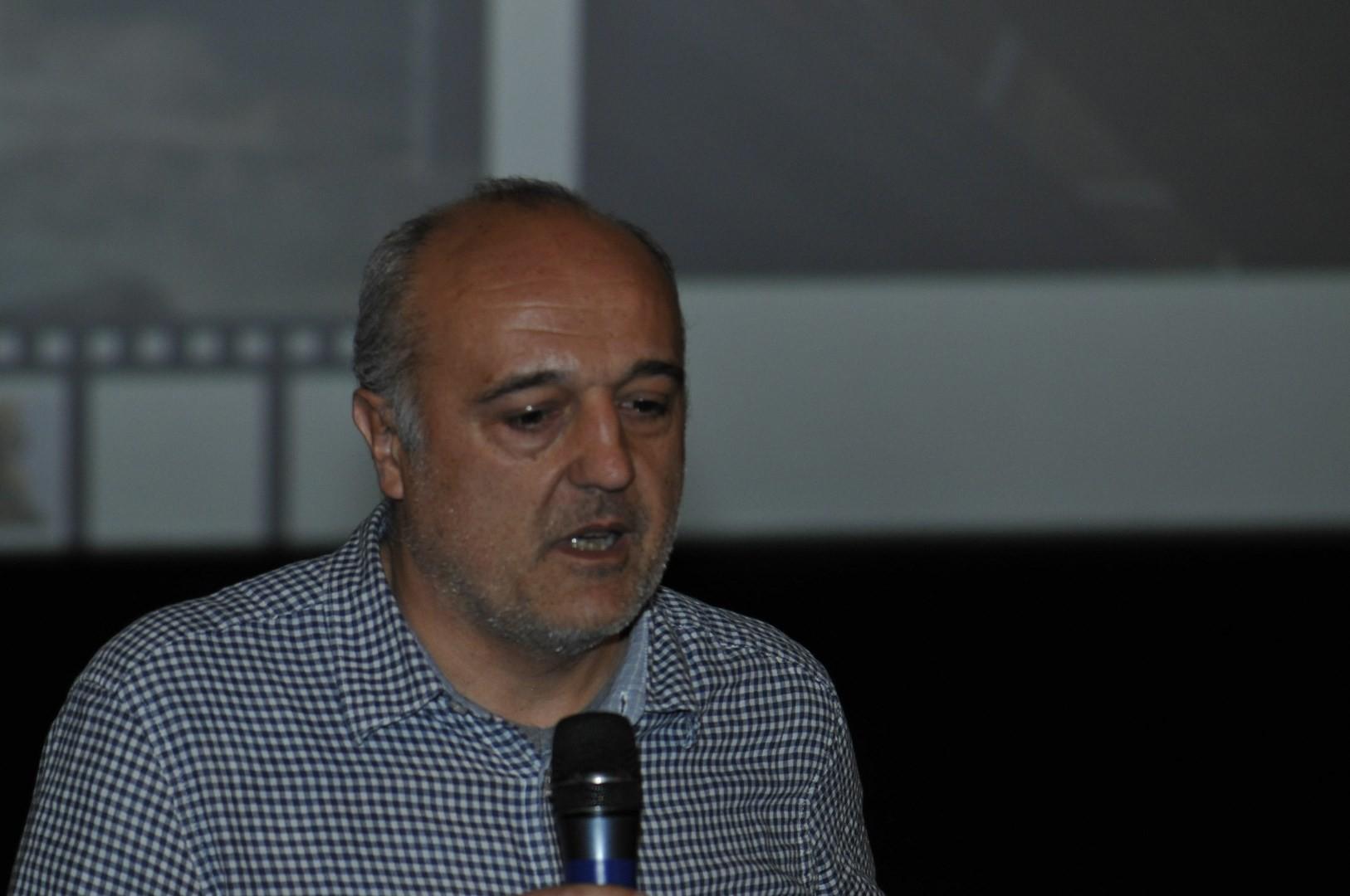 Stéphane Kowalczyk, réalisateur, présente Les magdaleniennes d'Etiolles