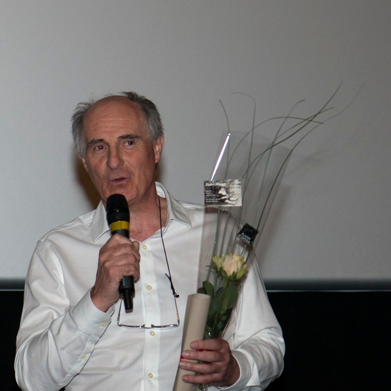 Axel Clèvenot, lauréat du Prix de la DRAC de Picardie (2500 euros) récompensant le meilleur film consacré à l'archéologie métropolitaine pour « Sur les traces des premiers provençaux »