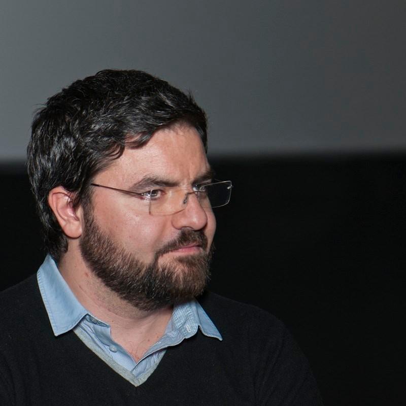 """Mathieu Pradinaud, réalisateur du documentaire """"la vérité sur les templiers"""""""