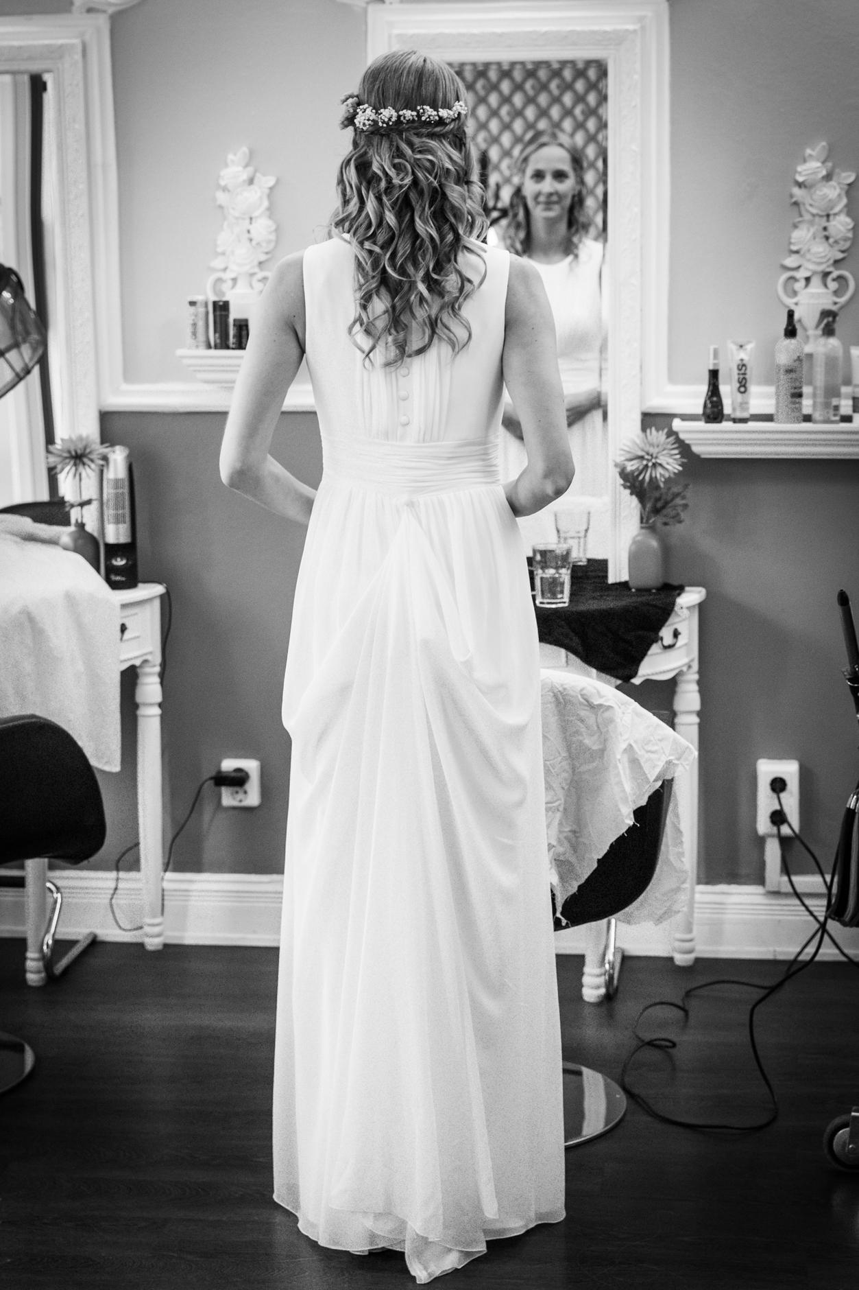 Ein Traum von Hochzeitskleid
