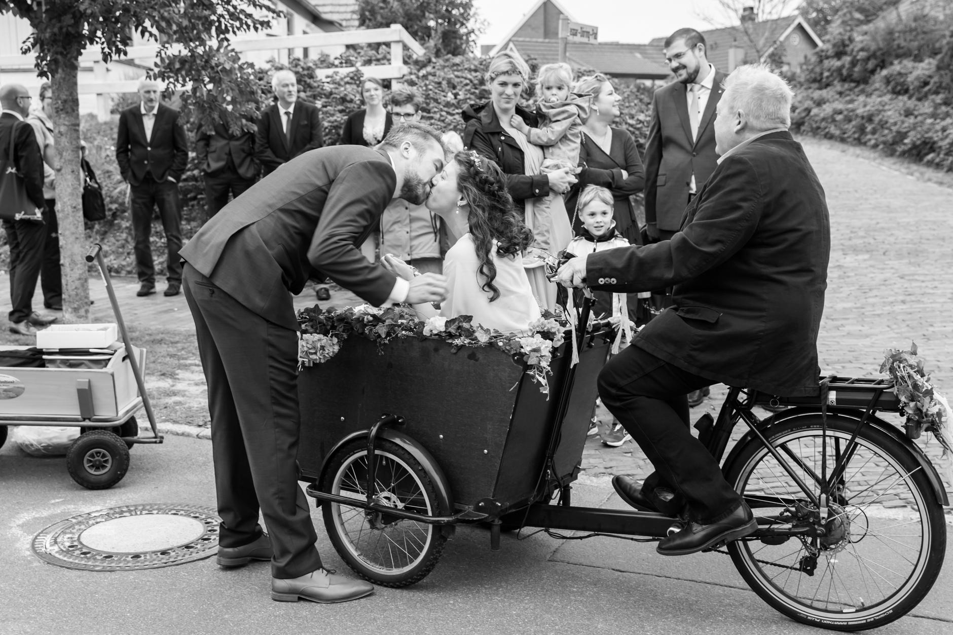 Wir erzählen die Geschichte Eurer Hochzeit - hier auf Langeoog