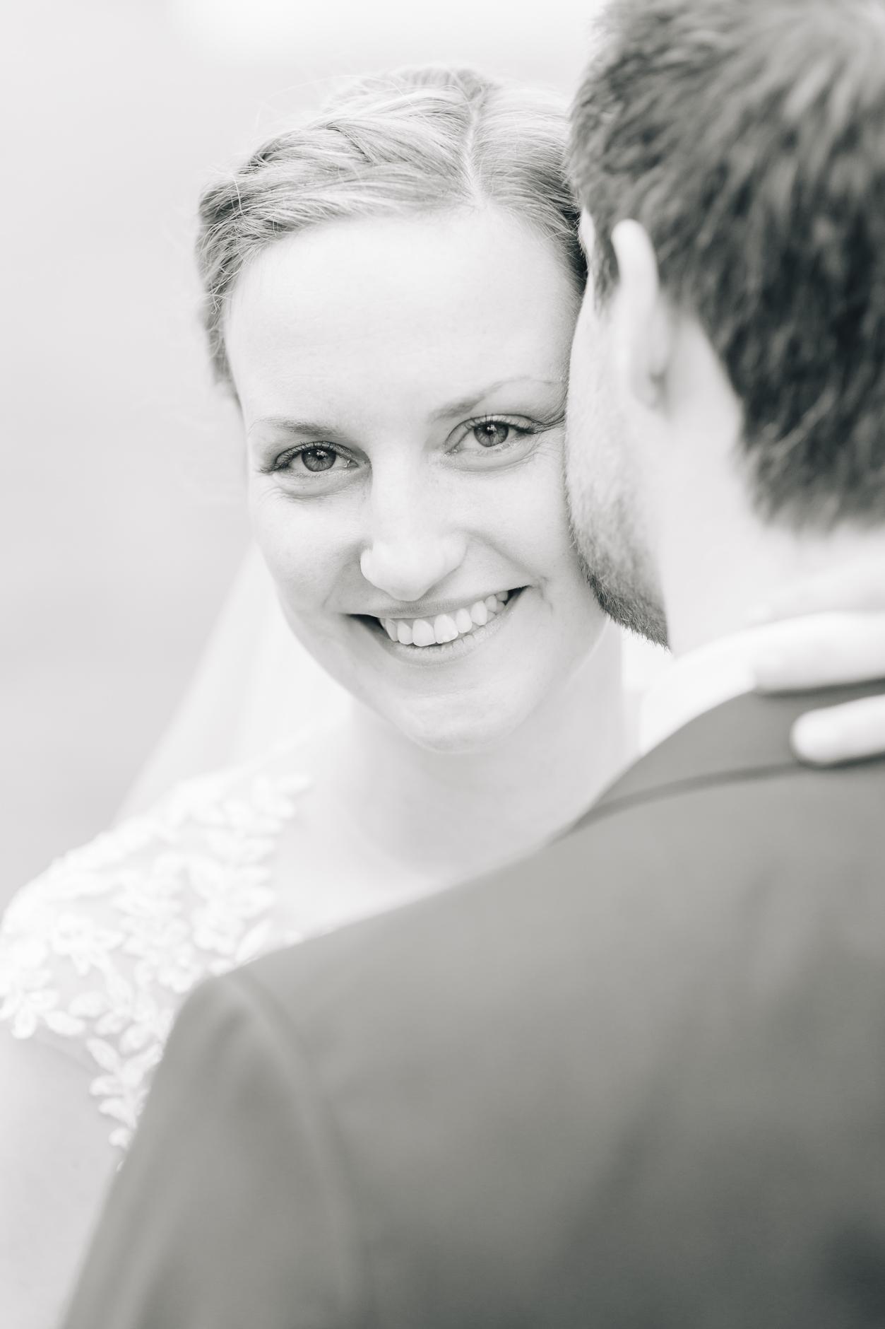 ... und seine Braut