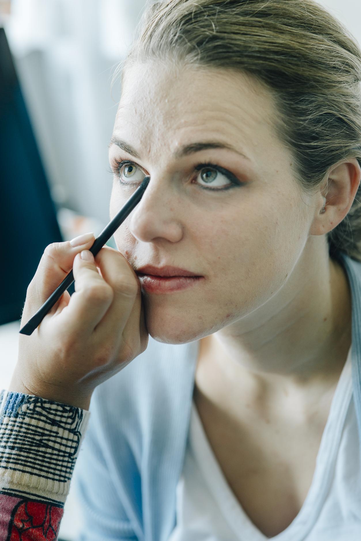Makeup will gekonnt sein