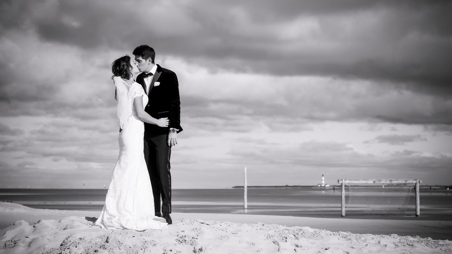 romantisch am Strand heiraten