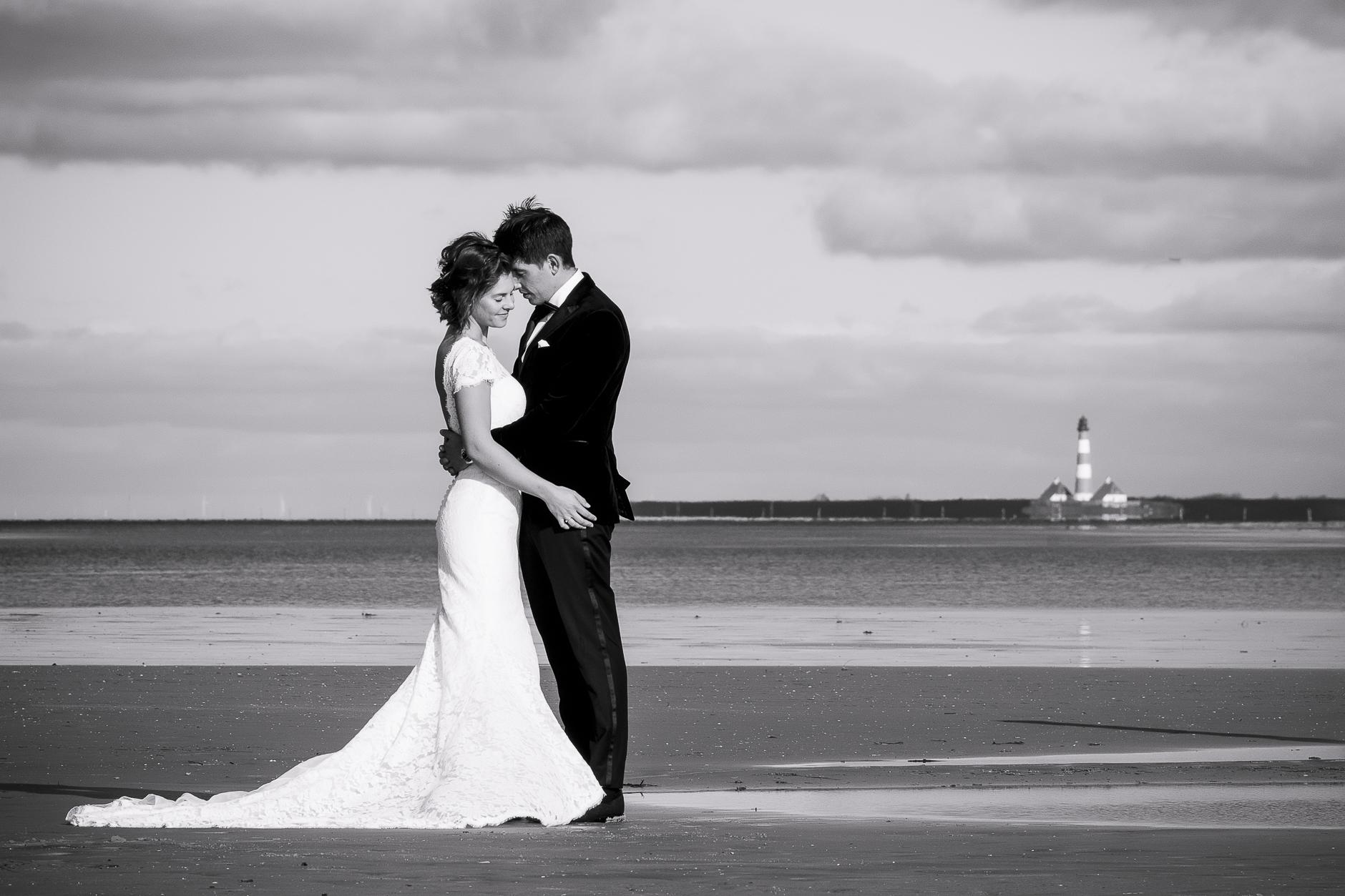 Heiraten dicht an der Natur, dem Meer, dem Wind ...