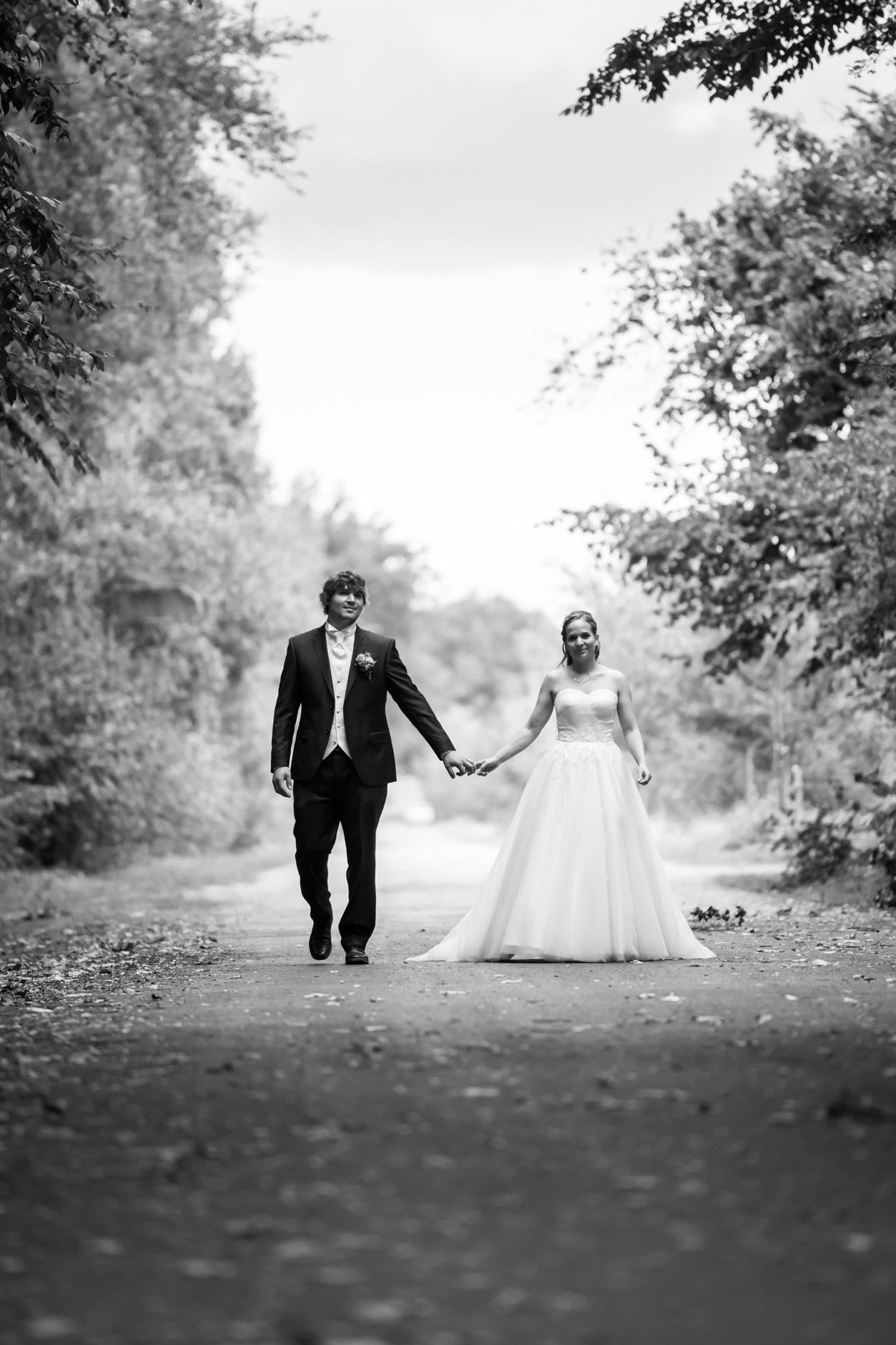 Hochzeit auf dem Land bei Lüneburg