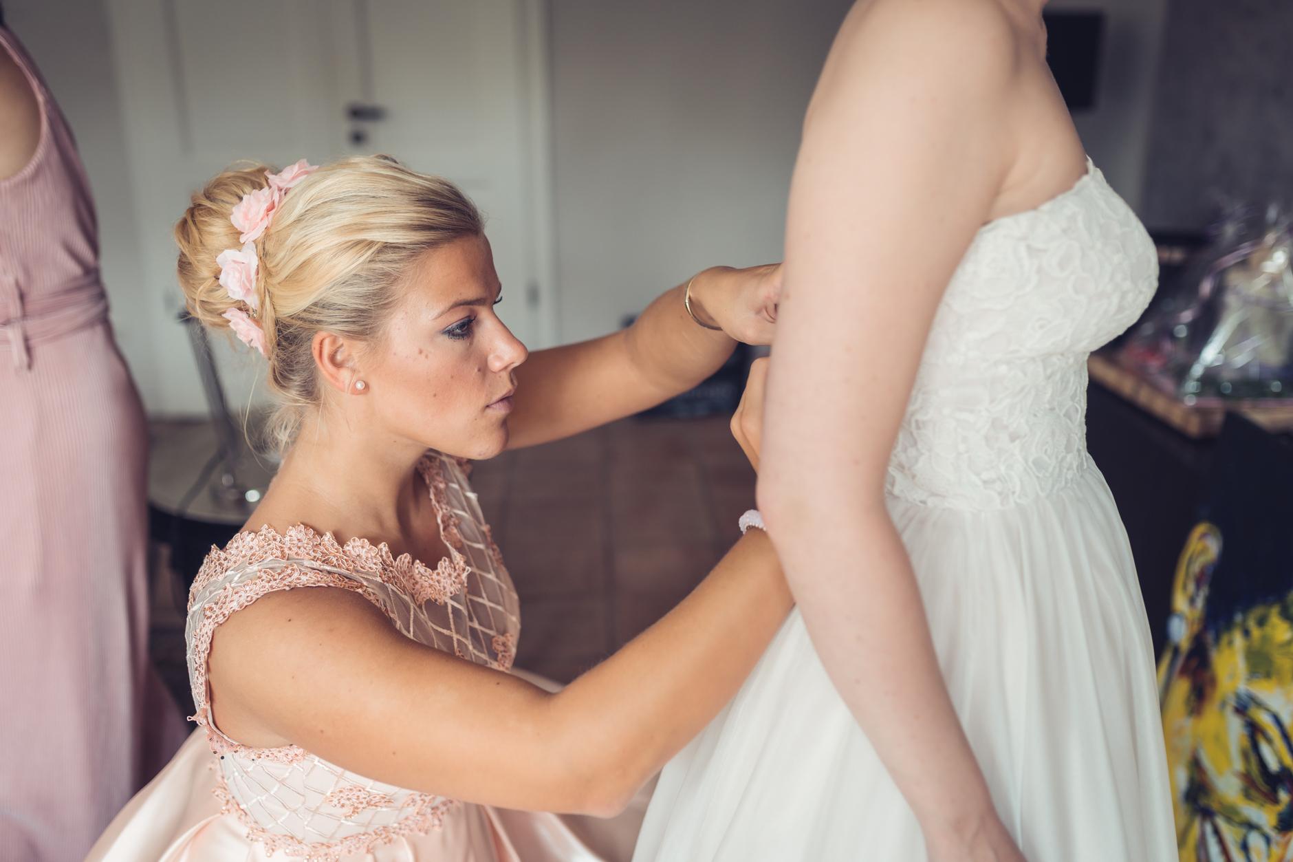 Schwester der Braut