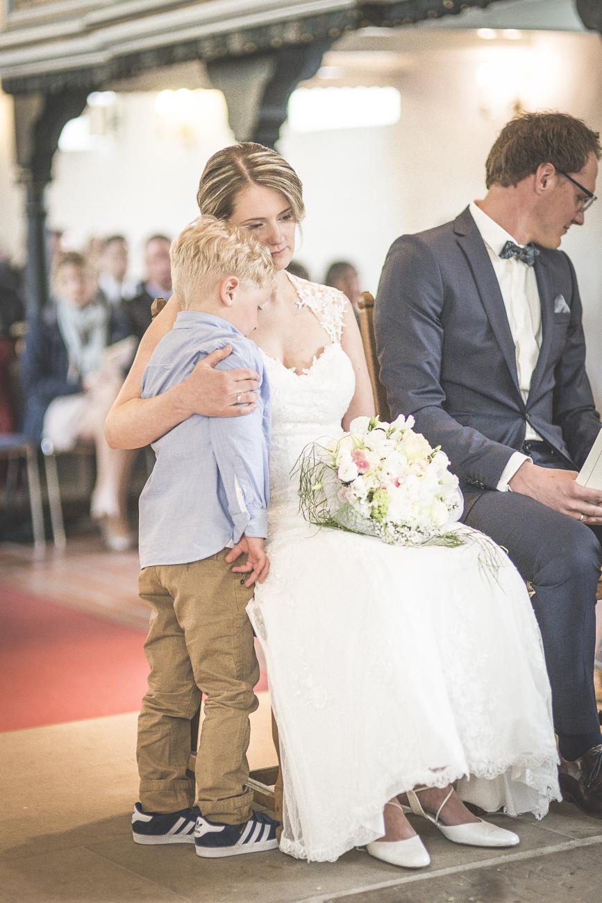 Heiraten mit Kindern ...