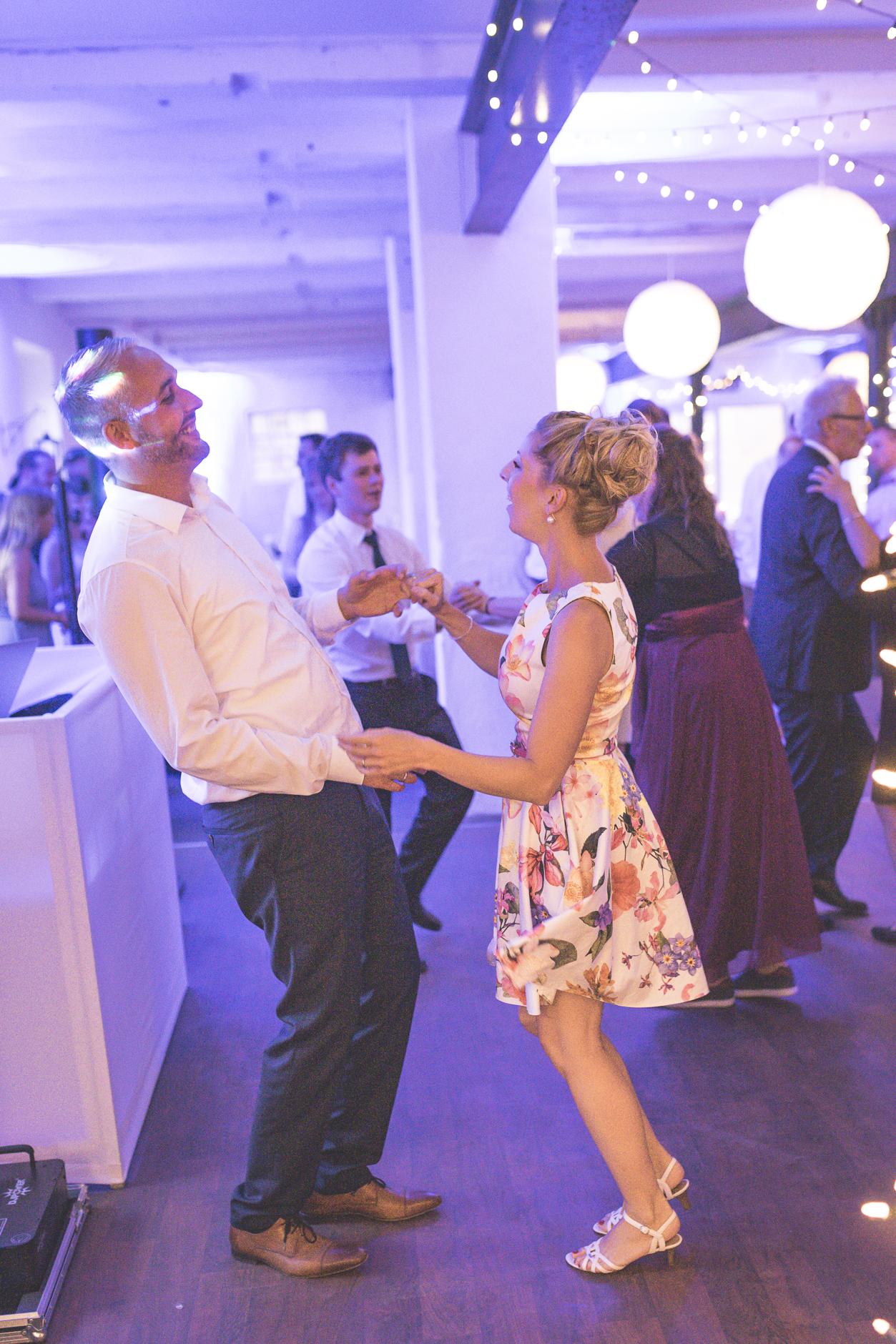 Party gehört für viele auch zur Hochzeit