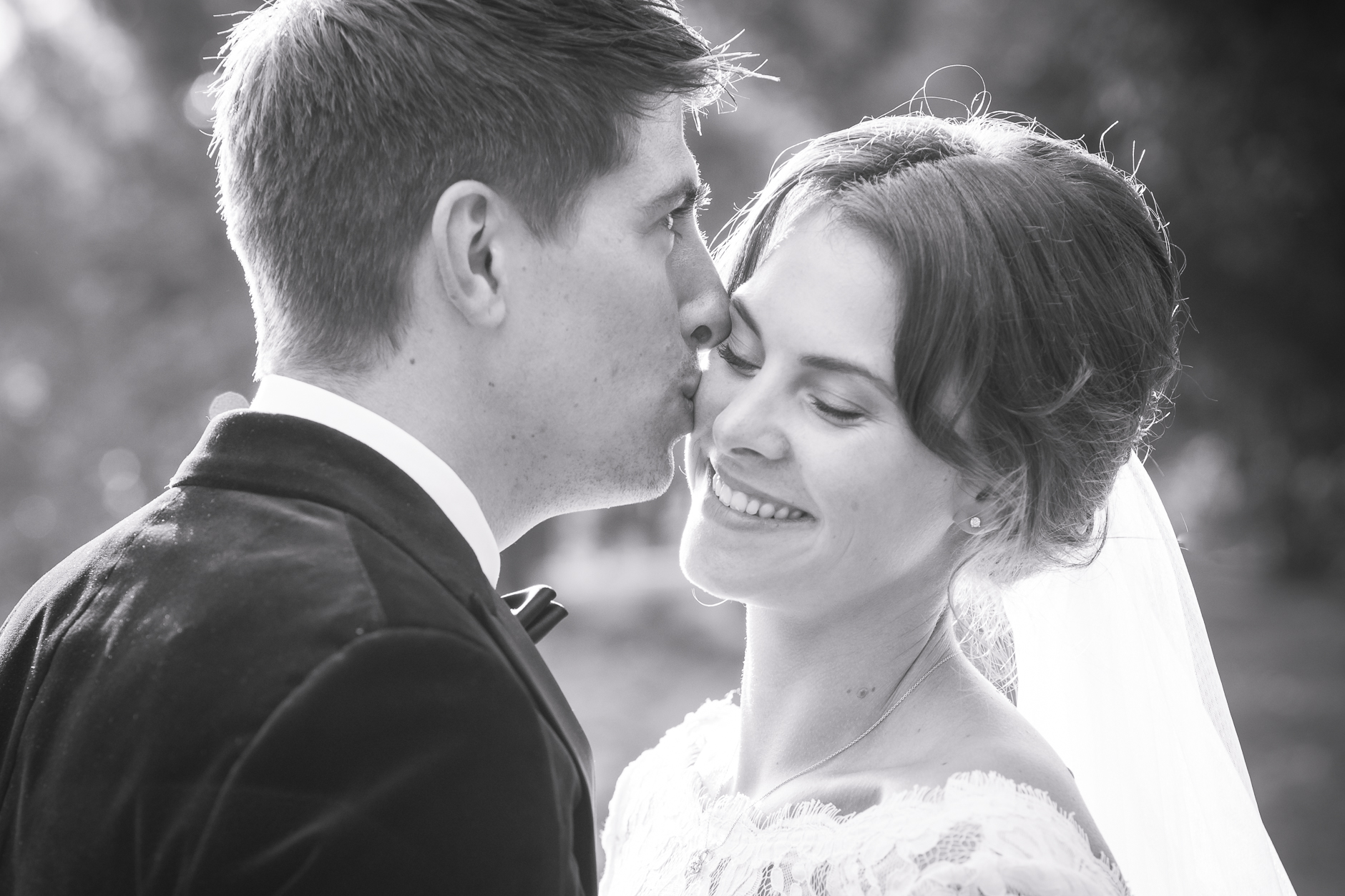 Hochzeitsemotionen pur
