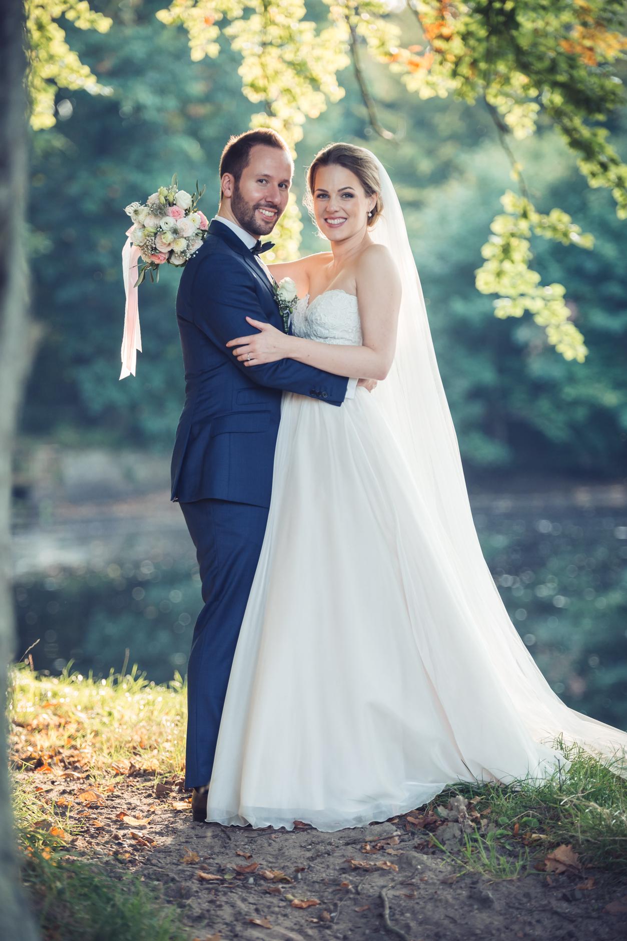 in der Stadt heiraten, heißt nicht auf Hochzeitsbilder in der Natur zu verzichten!