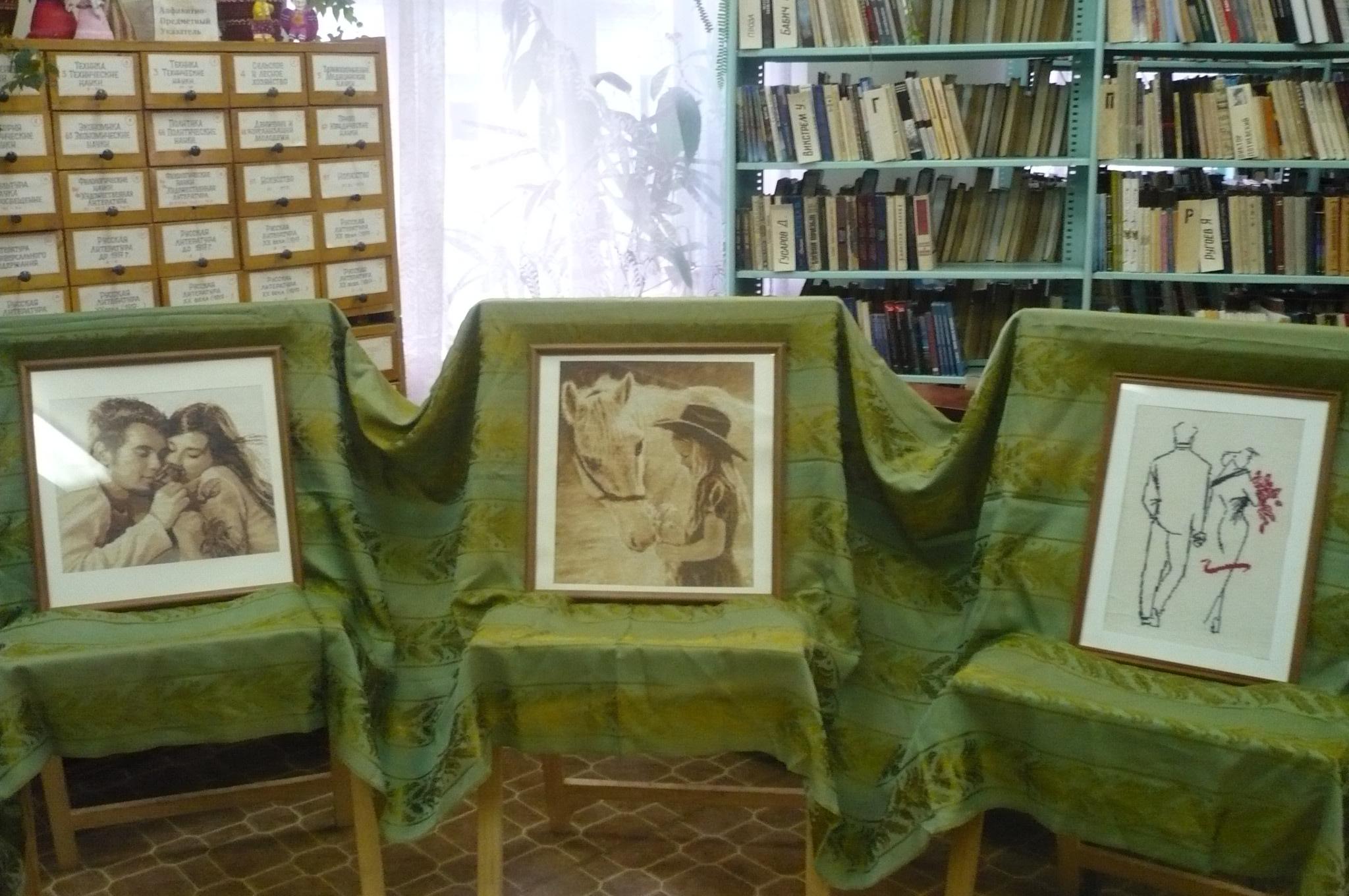 Вышивка Натальи Куриленко