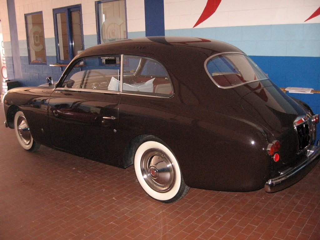 Fiat 1100 Ghia - anno 1951