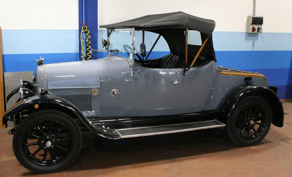 Vettura Fiat 501