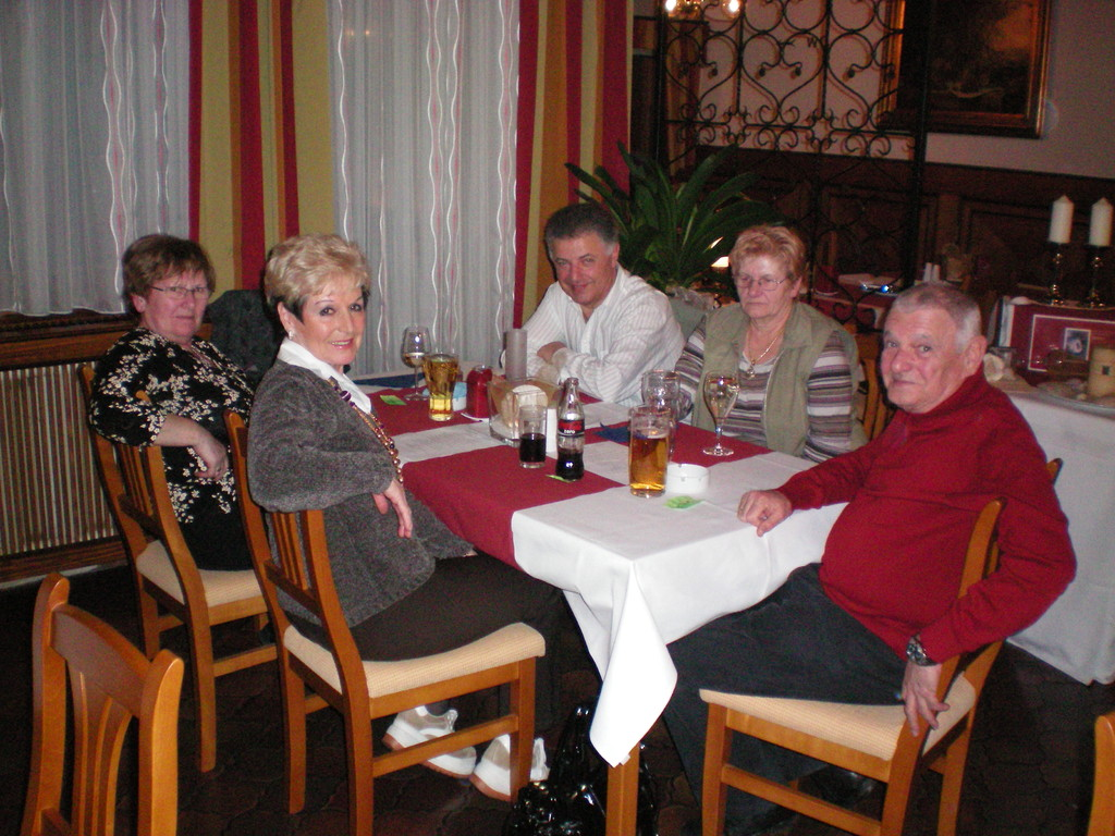 Maria, Elisabeth, Hans, Ernie , Max