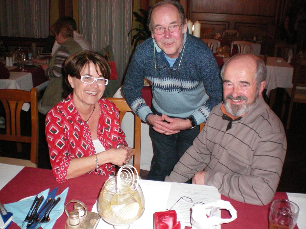 Liselotte, Peter, Josef