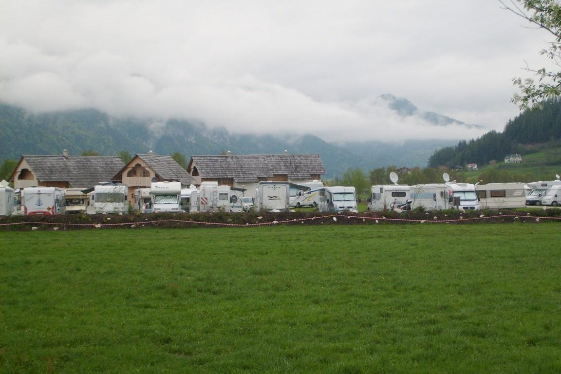 Campingplatz ,Westlicher Ansicht