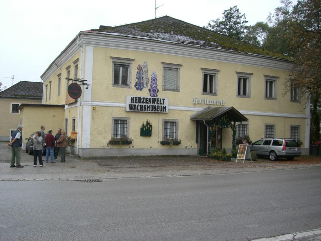 1.Station in Schägl bei der Kerzenfabrik