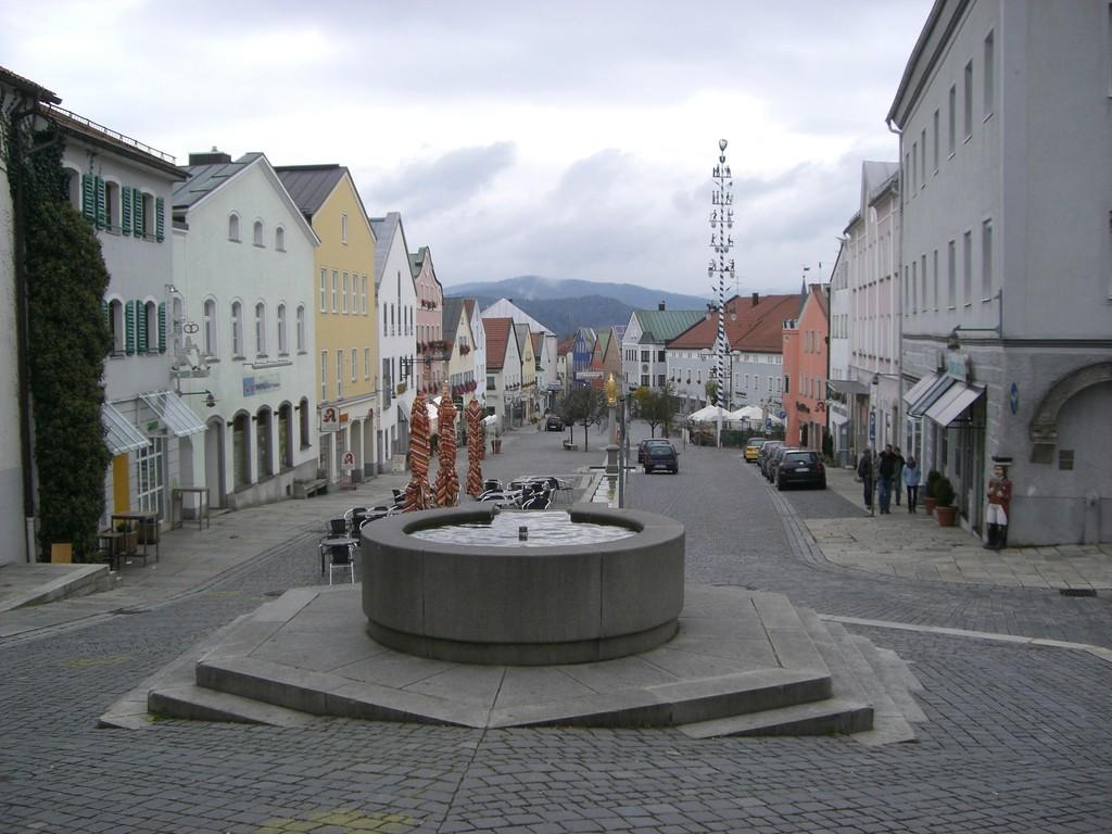 Waldkirchen Stadtplatz